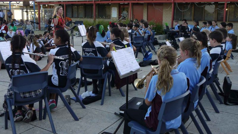 Forest Crescent Band 2016