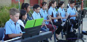 Keyboard & Clarinet 2016