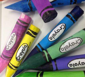 Art 2016-Crayons