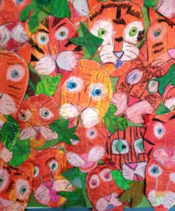 Art 2016-On Tiger Safari